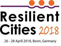 Resilient Cities 2018 - 26. - 28. april 2018, Bonn, Germany